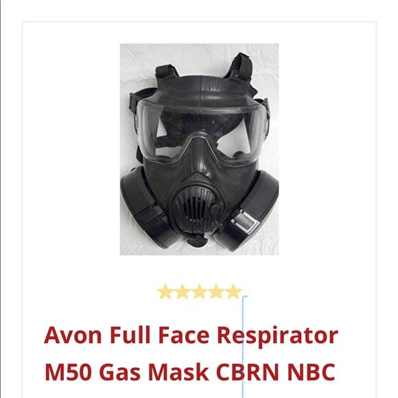M-50 CBRN mask